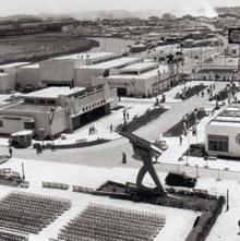 תמונה של יריד המזרח - תל אביב 1934