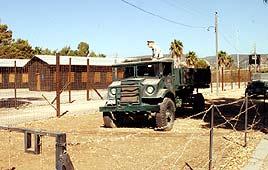 תמונה של מחנה המעצר בעתלית