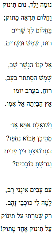 טקסט על גבאי יורם