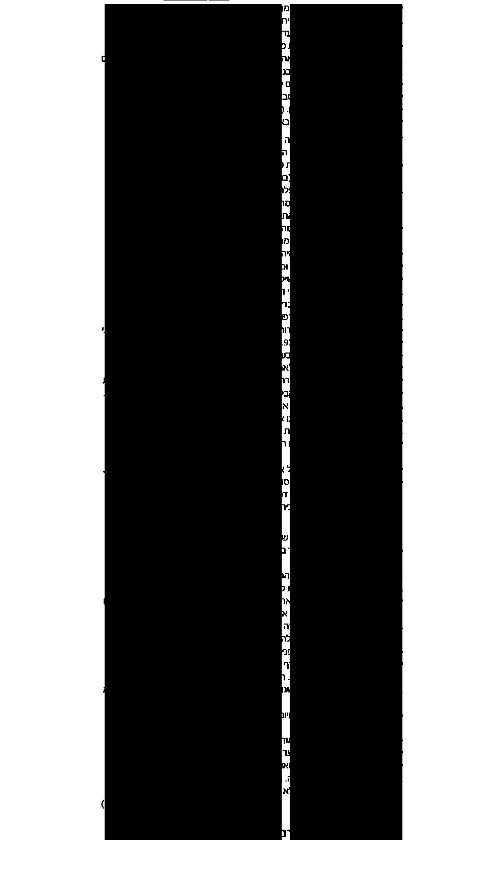 טקסט על דבורה צחר