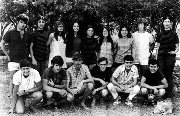 תמונה של גפן 1965-1972