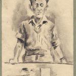 תמונה של נתן פלד - ציור מרדכי אמיתי
