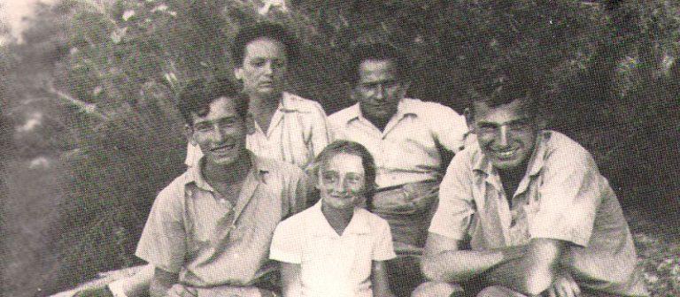 תמונה של משפחת רוזן