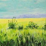תמונה של נופי-מקום | תערוכת ציורים של גיורא כהנא