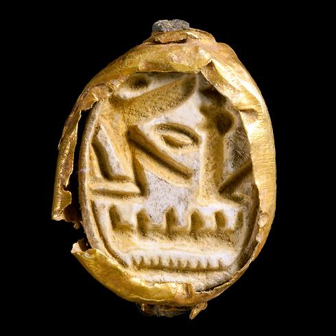תמונה של טבעת הזהב