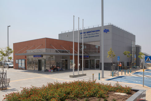 תמונה של תחנת כפר ברוך