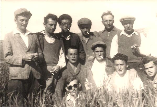 תמונה של קיבוץ-שריד-שנת-1936