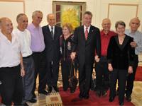 תמונה מבית הנשיא
