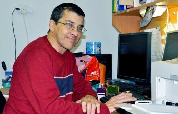 """תמונה של ד""""ר ניר גיא ז""""ל"""
