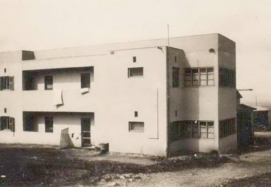 תמונת ארכיון של בית הקומותיים