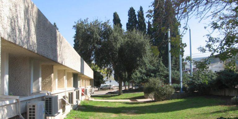 תמונה של בית המוסדות בשריד