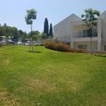 תמונה של בית הבריאות בקיבוץ שריד