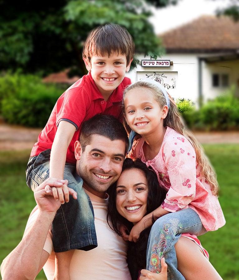 תמונה של משפחה-ליד-מרפאת-השיניים