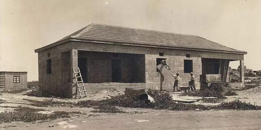 תמונה של הבית ראשון בשריד
