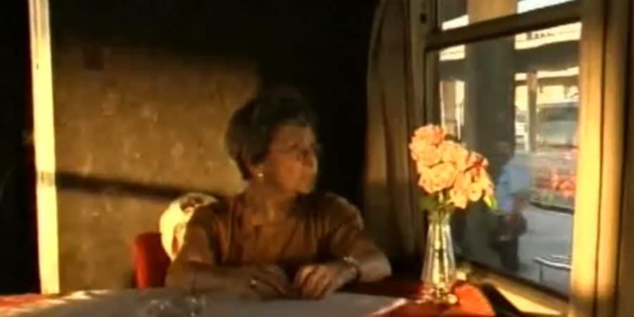 תמונה מתוך הסרט אווה