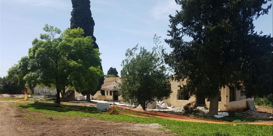 תמונה משיפוץ בית התילנדים