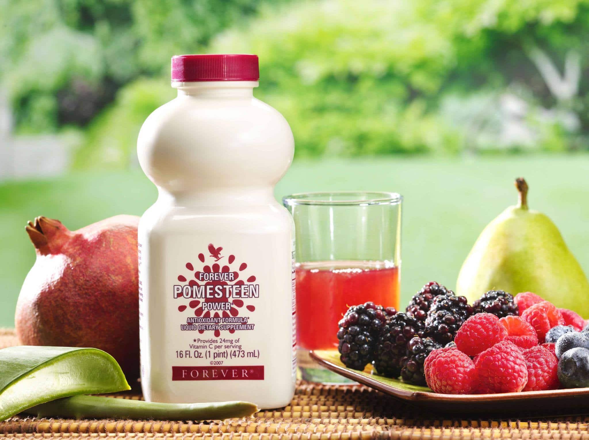 תמונה של משקה פומסטין - חי שפיר מוצרי אלוורה