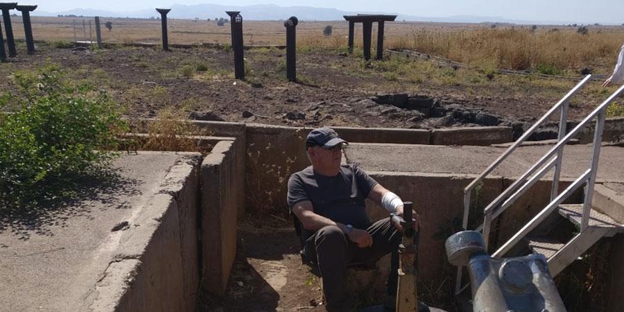 תמונה של נח שגיא ברמת גולן