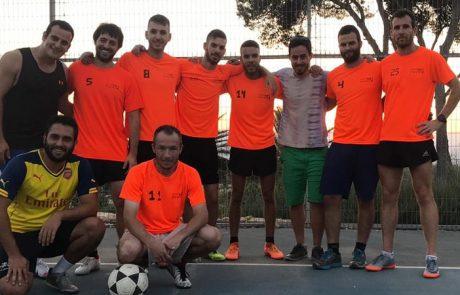 סיכום משחק הכדורגל בין שריד לחנתון